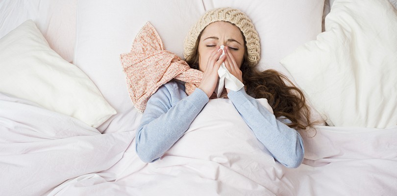 Avoid Infections Such as Colds and Flu