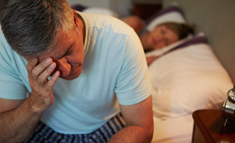 Overcoming Sleep Problems With COPD